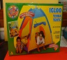 igloo tenda miniatura